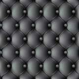 Leather upholstery royalty free illustration