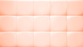 Leather upholstery Stock Photography