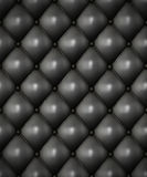 Leather upholstery background Royalty Free Stock Images