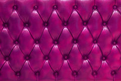 Leather upholstery background Stock Photography