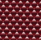 Leather Upholstery Background for wall-paper, the. Sites, design.  Vector Stock Photo