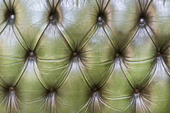 Leather upholstery Stock Photos