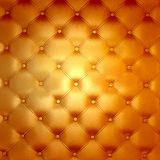 Leather upholstery texture Stock Image