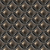 Leather upholstery texture Stock Images