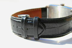 Leather Watch Band Stock Images