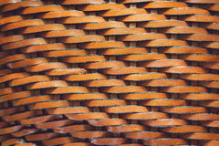 Leather weave pattern Stock Photos