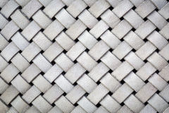 Leather weave pattern Royalty Free Stock Photography