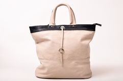 Leather women bag Stock Photography