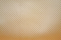 Leather woven background. Leather bag fabric with woven pattern effect Stock Photo
