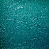 leatherette предпосылки зеленый Стоковая Фотография RF