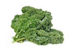 Leave of kale cabbage Royalty Free Stock Photo