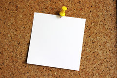 Leave a Message. Used for writing on blank paper notes Royalty Free Stock Photos