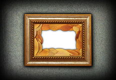 Leave your autumn message Stock Images
