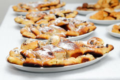 Leavened cakes Stock Image
