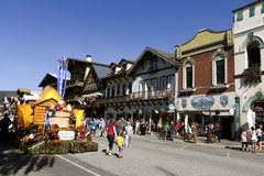 Leavenworth, Washington Immagine Stock