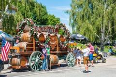 Leavenworth Waszyngtońscy turyści Photograpphy