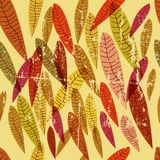 Leaves background, Royalty Free Stock Photos