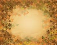 leaves för höstbakgrundsfall vektor illustrationer
