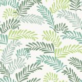 Leaves pattern Stock Images