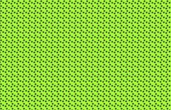 Leaves Pattern Green Background stock illustration