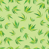 Leaves pattern 1 Royalty Free Stock Images