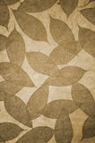 Leaves Pattern wallpaper royalty free stock photos