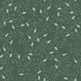 Leaves Pattern. Royalty Free Stock Photography