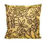 Leaves pillow Stock Photography