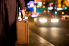Leaving the city Royalty Free Stock Photography