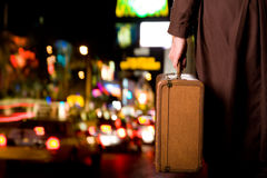 Leaving the city Stock Photography