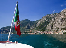Leaving Limone Royalty Free Stock Photos