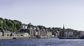 Leaving Rothesay Stock Image