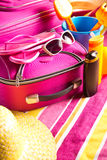 Leaving for vacation Royalty Free Stock Photography