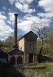 Leawood水泵房 库存图片