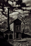 Leawood Pumphouse. On the Cromford Canal in Derbyshire Royalty Free Stock Images