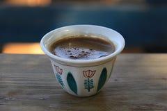 Lebanese Coffee Cup Stock Image