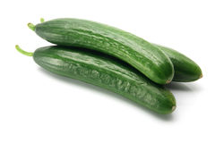 Lebanese Cucumbers Stock Photos