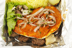 Lebanese cuisine Royalty Free Stock Photos