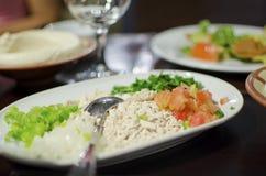 Lebanese dish Royalty Free Stock Photo