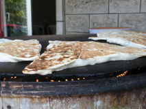 Lebanese Fast Food Stock Image