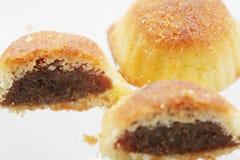 Lebanese Maamoul bi Tamer dessert. Stock Photography