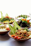 Lebanese Mezze Stock Photo