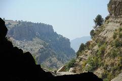 Lebanese mountains Royalty Free Stock Image