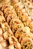 Lebanese pastries Royalty Free Stock Photos