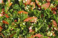 Lebanese salad Royalty Free Stock Images