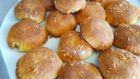Lebanese sweets. Lebanese cuisine. Sidon, Lebanon. June, 2019 royalty free stock image