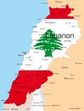 Lebanon Royalty Free Stock Images