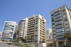 Lebanon. Beiruth houses Stock Photo