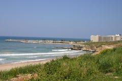Lebanon. Beiruth beach Stock Image