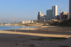 Lebanon beirut. Ramlet el bayda beirut summer Royalty Free Stock Image